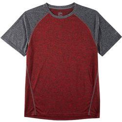 Spalding Mens Triple Dye Performance T-Shirt