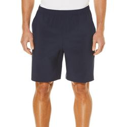 Grand Slam Mens Solid Athletic Shorts