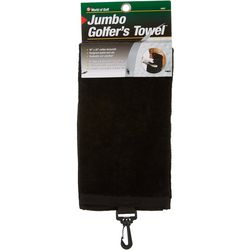 World of Golf Jumbo Golfer's Towel
