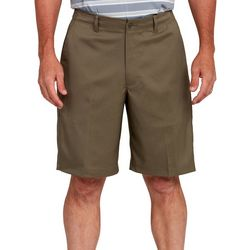 Pebble Beach Mens Comfort Flex Performance Shorts