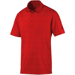 Puma Golf Mens Breezer Polo Shirt