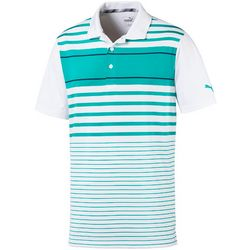 Puma Golf Mens Spotlight Polo Shirt