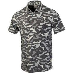 Puma Golf Mens Raleigh Camo Polo Shirt