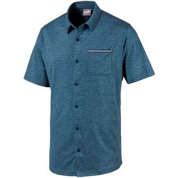 Puma Golf Mens Tradewinds Golf Shirt
