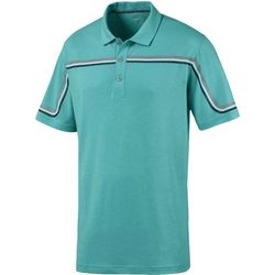 Puma Golf Mens Looping Polo Shirt
