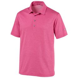 Puma Golf Mens Grill To Green Polo Shirt