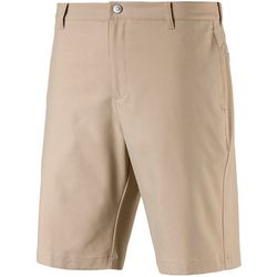 Puma Golf Mens Jackpot Solid Flat Front Shorts