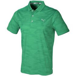 Puma Golf Mens Alterknit Radius Polo Shirt