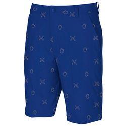 Puma Golf Mens Jaws Printed Flat Front Shorts