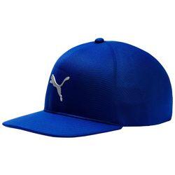 Puma Golf Mens Evoknit Solid Snapback Hat