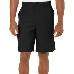 Golf America Mens Plaid Print Golf Shorts