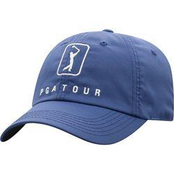 PGA TOUR Mens Annex Logo Hat