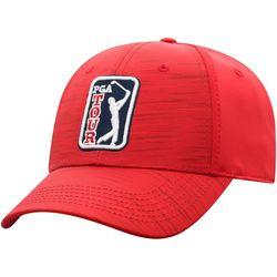 PGA TOUR Mens Intrude Logo Hat