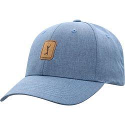 PGA TOUR Mens Swing Easy Logo Hat