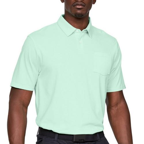f1a4c413 Under Armour Mens Charged Cotton Scramble Polo Shirt | Bealls Florida