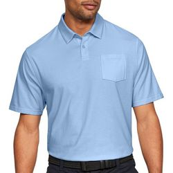 Under Armour Mens Charged Cotton Scramble Polo Shirt