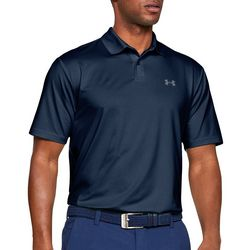 Under Armour Mens Playoff Heathered Polo Shirt