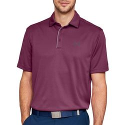 Under Armour Mens Tech Golf Polo Shirt
