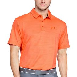 Under Armour Mens Solid Playoff Polo Shirt