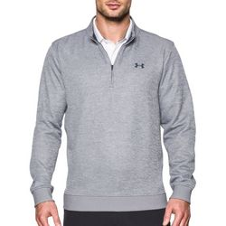Under Armour Mens UA Storm Fleece Quarter Zip Sweater