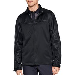 Under Armour Mens Solid Storm Rain Jacket