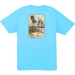 Guy Harvey Mens Redrise T-Shirt