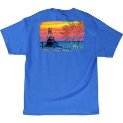 Guy Harvey Mens Gulfstream T-Shirt