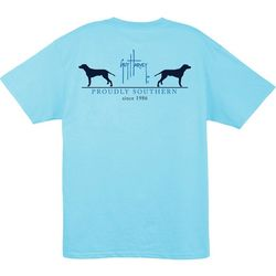 Guy Harvey Mens Fetch T-Shirt