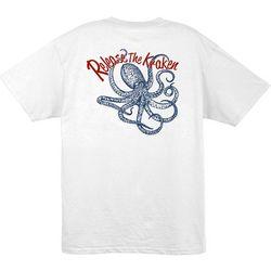 Guy Harvey Mens Kraken T-Shirt