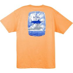 Guy Harvey Mens Bobshell T-Shirt