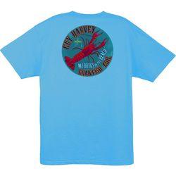 Guy Harvey Mens Crawfish T-Shirt