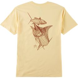 Guy Harvey Mens End Game Sailfish Short Sleeve