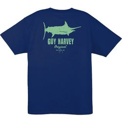 Guy Harvey Mens Rough N' Tough T-Shirt