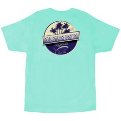 Guy Harvey Mens Tuna Boat T-Shirt