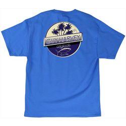 Guy Harvey Mens Tuna Boat T-Shirt