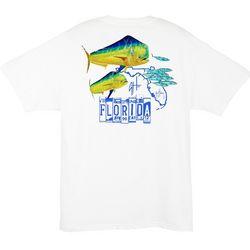 Guy Harvey Mens Florida Roadtrip T-Shirt