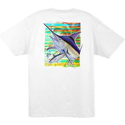 Guy Harvey Mens Palm Lines T-Shirt