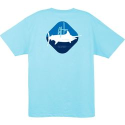 Guy Harvey Mens Stop Sign T-Shirt