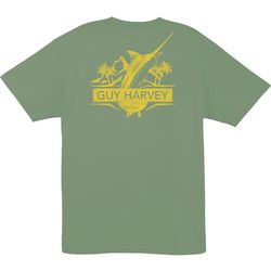 Guy Harvey Mens Warpaint T-Shirt