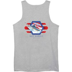 Guy Harvey Mens Resolution Tank Top