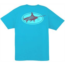 Guy Harvey Mens Swordsmith T-Shirt