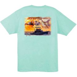 Guy Harvey Mens Cruisin' Short Sleeve T-Shirt