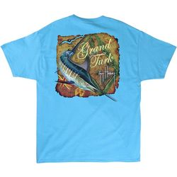 Guy Harvey Mens Grand Turk T-Shirt