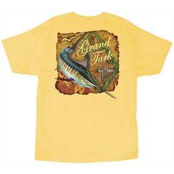 Guy Harvey Mens Grand Turk T-Shirt