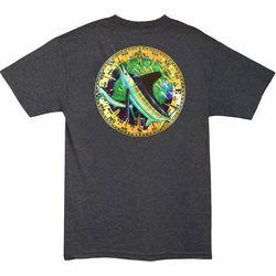 Guy Harvey Mens Barbados Compass T-Shirt