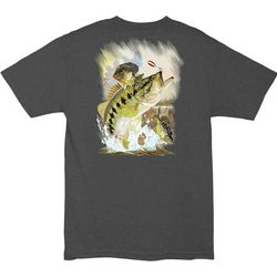 Guy Harvey Mens Spinner T-Shirt