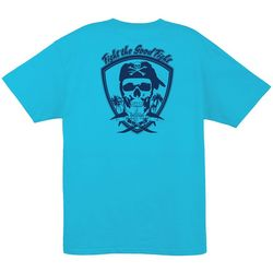 Guy Harvey Mens Good Fight Graphic T-Shirt