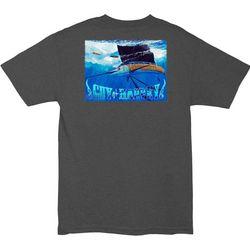 Guy Harvey Mens Speed Freak T-Shirt