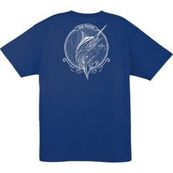 Guy Harvey Mens Deep Water T-Shirt