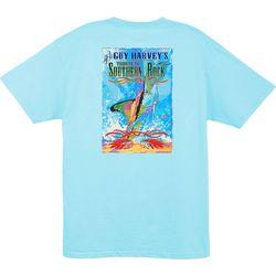 Guy Harvey Mens Blackhawk T-Shirt